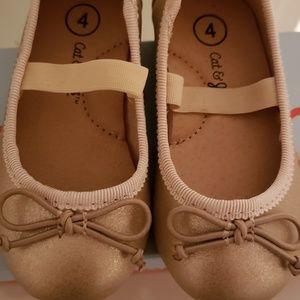 Cat & Jack Shoes - ❗Cat & Jack Toddler girls Becca Ballet flats❗